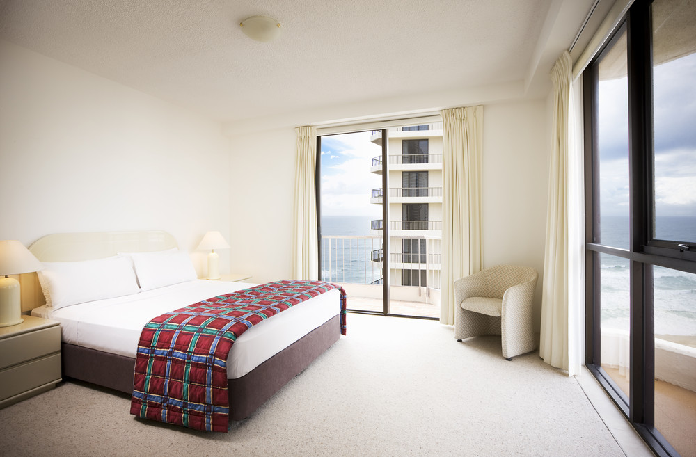 Gallery paradise centre apartments surfers paradise gold for 3 bathroom apartments
