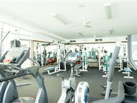 Gym - Paradise Centre Apartments