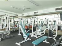 Gym Equipment - Paradise Centre Apartments