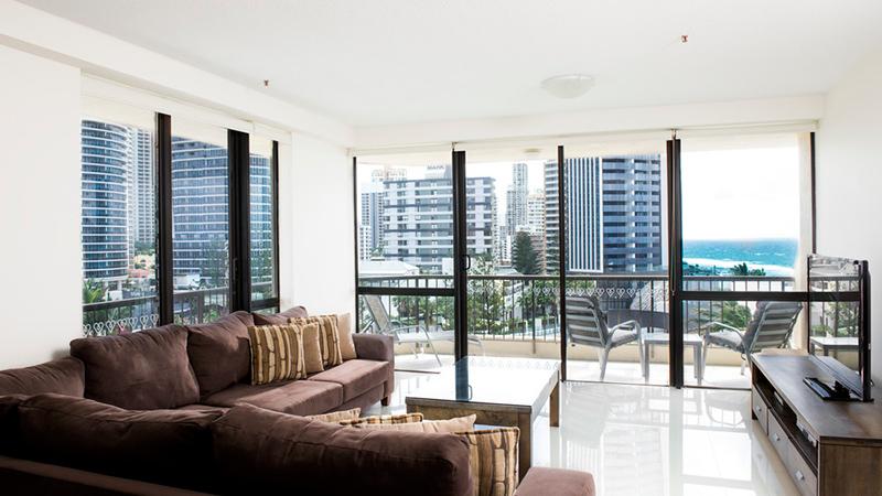 Paradise Centre Apartments Surfers Paradise Accommodation ...